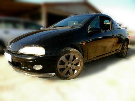 Dezmembrez Opel Tigra 1.4i 16V 66kw (90cp) tip X14XE an 1998