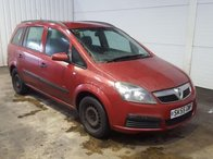Dezmembrez Opel Zafira 1.6 benzina 2005 7 locuri