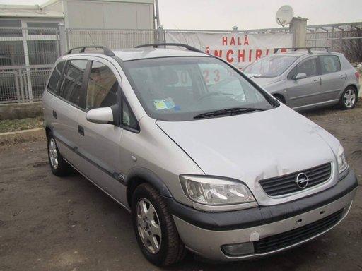 Dezmembrez Opel Zafira 1,6i An.2001