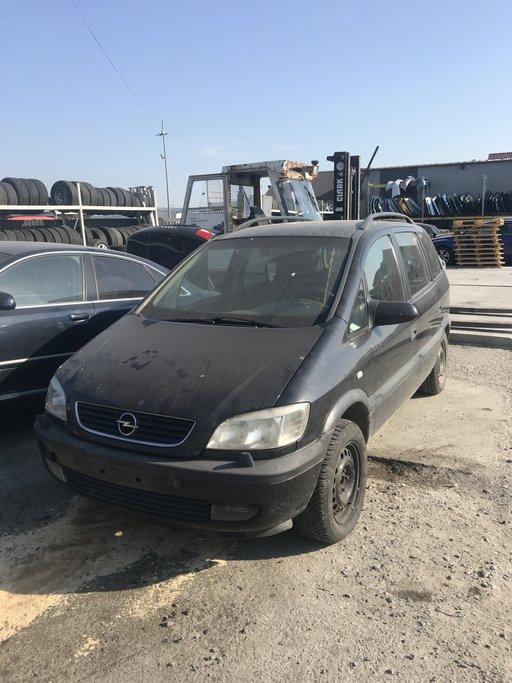 Dezmembrez Opel zafira 2.0 dti 2002