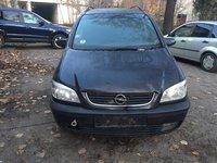 Dezmembrez Opel Zafira 2.0 Neagra an 2002 cod motor y20dth