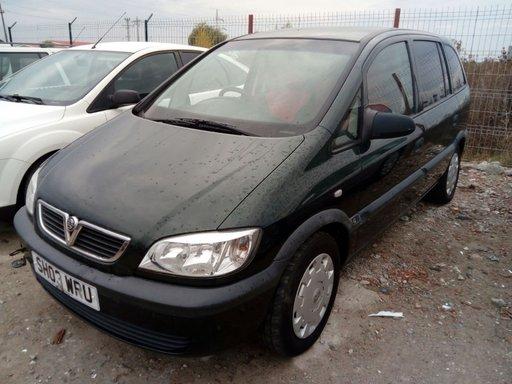 Dezmembrez Opel Zafira 2003 1.6 16v Z16XE