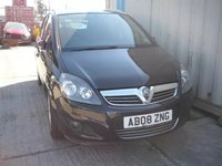 Dezmembrez Opel Zafira B 1.9 CDTI 150 PS