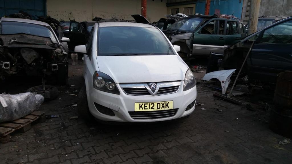 Dezmembrez opel zafira b facelift motor 1.6 axer an 2012