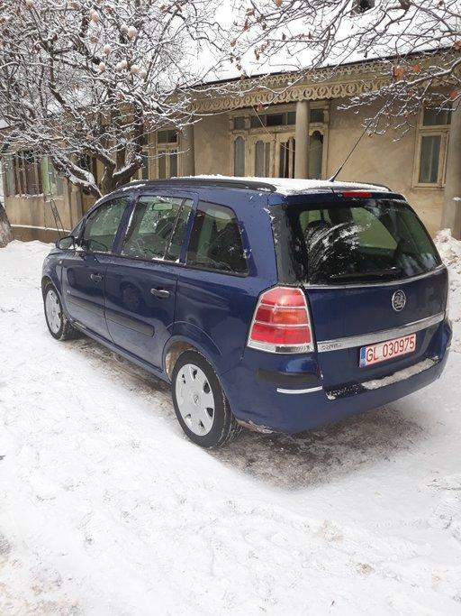 Dezmembrez opel zafira b motor 1.6 diesel an 2006