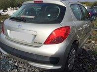 Dezmembrez Peugeot 207 1.6 HDI , din 2008