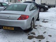Dezmembrez Peugeot 407 Coupe 2,2i 16V Benzina 2006