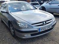 Dezmembrez Peugeot 607 2.2 HDI 98kw 133cp 2002