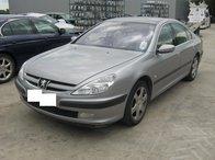 Dezmembrez Peugeot 607 din 2003, 2.2d,