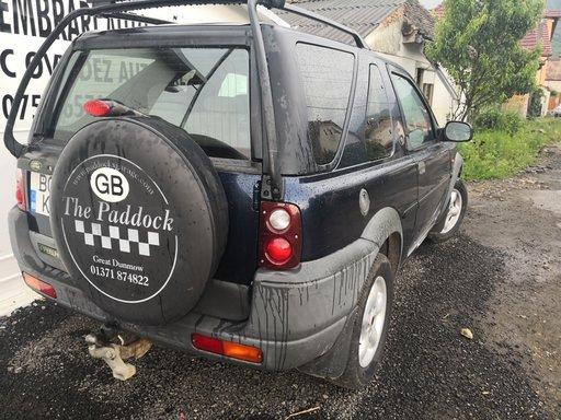 Dezmembrez piese dezmembrari land Rover freelander 1 1 8i an 2001