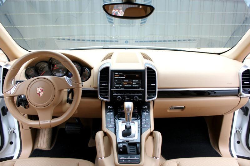 Dezmembrez Porsche Cayenne 7P 2013 3.0 Diesel cod motor CRC
