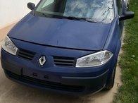 Dezmembrez renault megane 2 hachback 2004 albastru mot 1.5 diesel 60kw/82cp