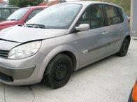 Dezmembrez Renault Megane Scenic, model masina 2005 Oradea