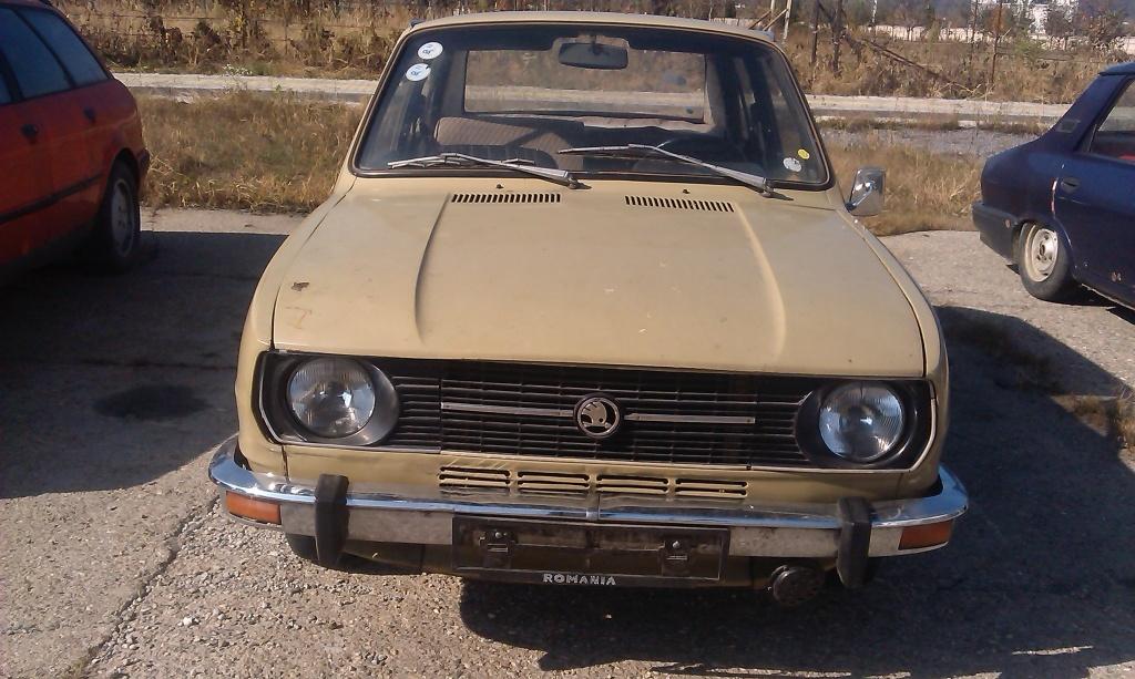 Dezmembrez skoda 120L,1979, 1.2b