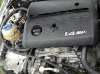 Dezmembrez skoda fabia 1.4 MPI cod motor AQW 100000 km reali