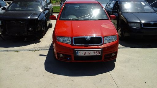 Dezmembrez Skoda Fabia 2004 Hatchback 1.9 TDI