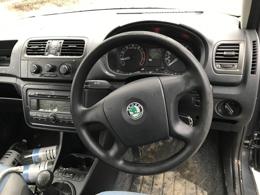 Dezmembrez Skoda Fabia 2007 1,2 Benzina