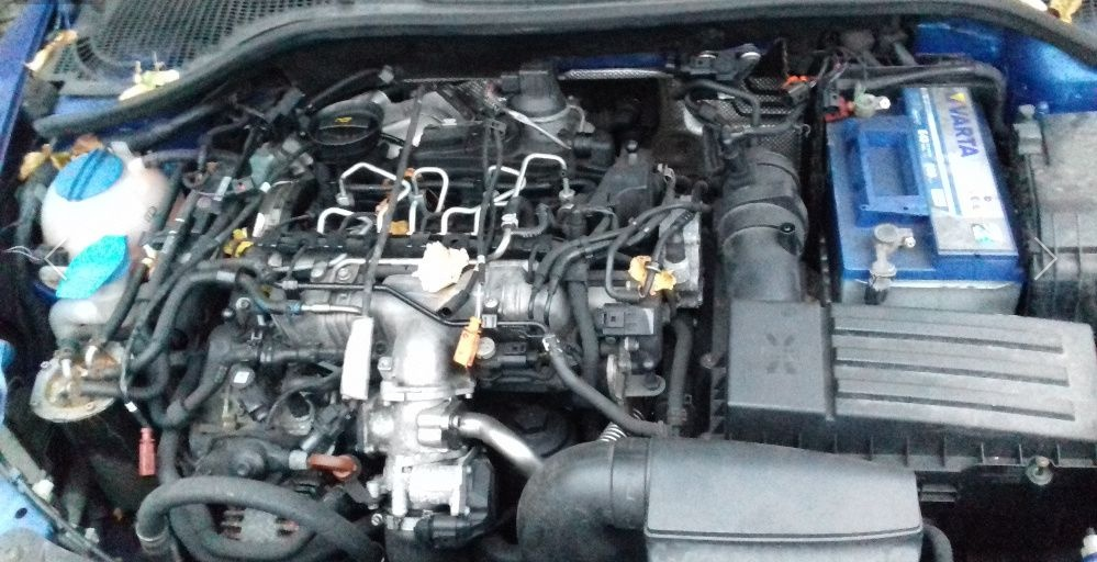 Dezmembrez Skoda Octavia 2 RS