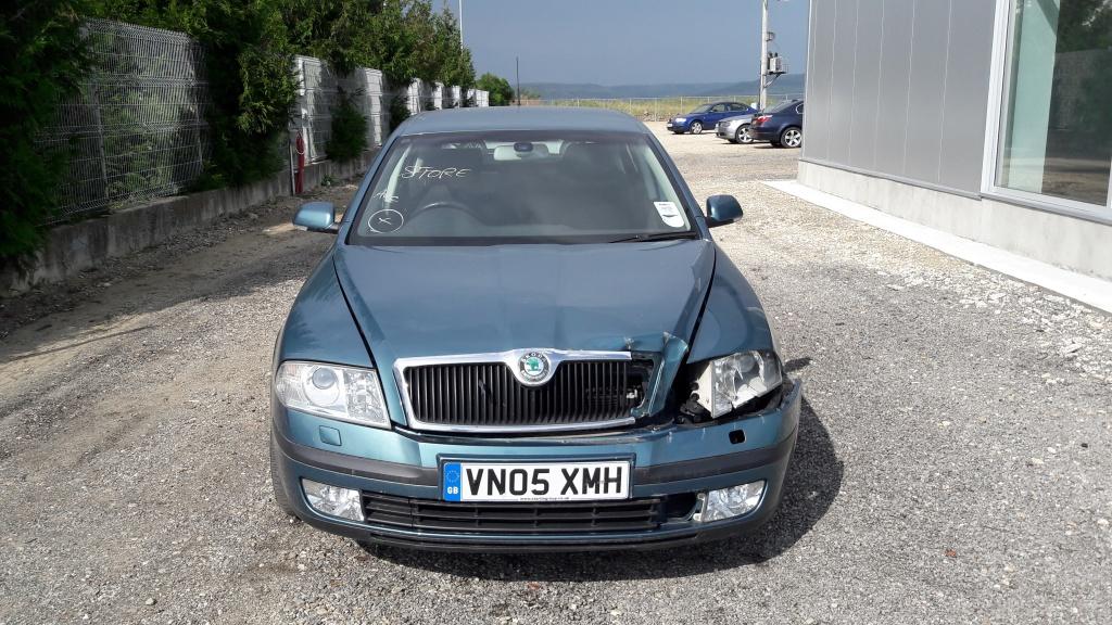 Dezmembrez Skoda Octavia 2005 Sedan 1.9 TDi