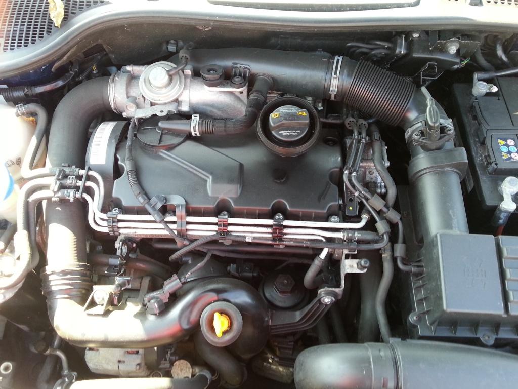 Dezmembrez Skoda Octavia II facelift 2010
