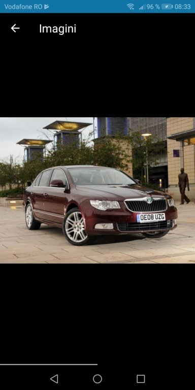 Dezmembrez Skoda Superb berlina, break