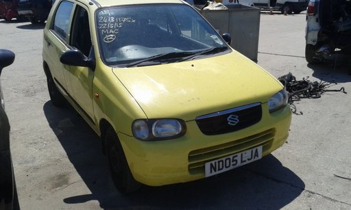 Dezmembrez Suzuki Alto din 2005, 1.1 b