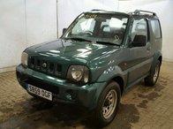 Dezmembrez Suzuki Gimny, 1.3 benzina, 4x4, an 1999, cutie manuala