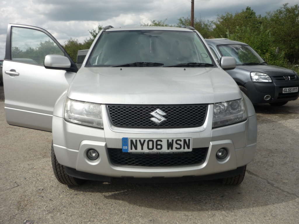 Dezmembrez Suzuki Grand Vitara 3, 1.9 DDIS, an 2006, manual