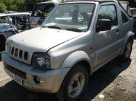 Dezmembrez Suzuki Jimny 02, motor 1.3 benzina, euro 4, an 2004