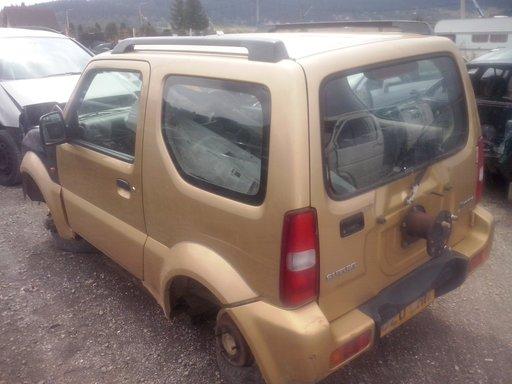 Dezmembrez Suzuki Jimny 1.3 euro2