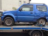 Dezmembrez Suzuki Jimny, 1.3i, an 2004, distributie lant, 4x4, hardtop