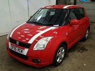 Dezmembrez Suzuki Swift 1.5i, benzina, VVTS, cutie 5 viteze, an 2006