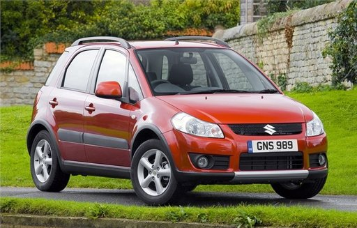 Dezmembrez Suzuki SX4 1.9 DDIS din 2005