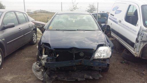 Dezmembrez Toyota Corolla an 2006 motor 1.4 diesel cod 1ND
