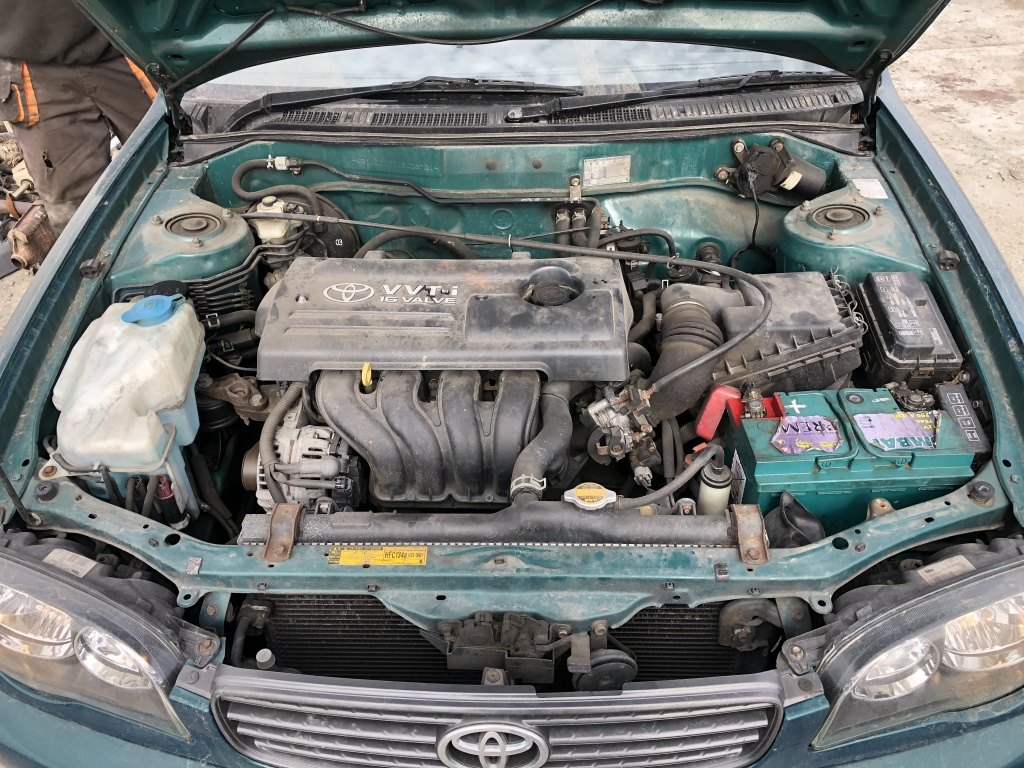Dezmembrez Toyota Corolla E11 1.6i VVT-i GS