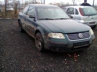 Dezmembrez Volkswagen Passat an 2002 motorizare 1.9 TDI