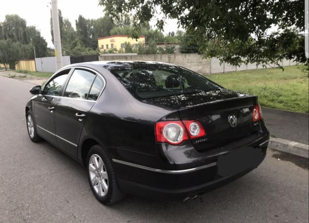 Dezmembrez Volkswagen passat b6 2.0 fiesel ..An :2005- !!