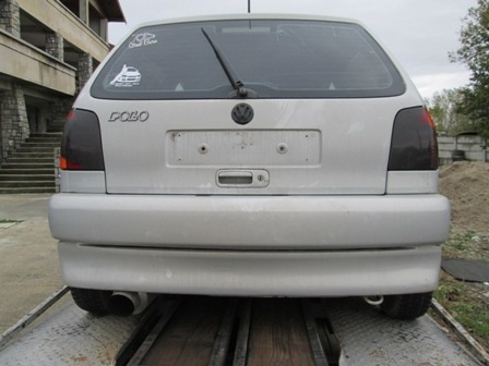 Dezmembrez Volkswagen Polo 6N2 2001