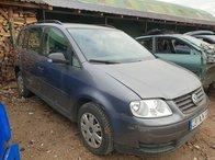 Dezmembrez Volkswagen Touran 2005 1.9tdi BRU 6+1 trepte