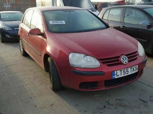 Dezmembrez Volkswagen VW Golf 5 VISINIU 1.6 FSI