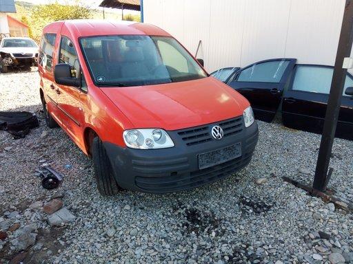 Dezmembrez VW Caddy 1.4 59kw motor BUD, 47000km!