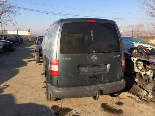 Dezmembrez vw caddy,an fabricație 2007. 1,9 bls