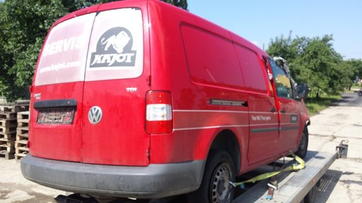 Dezmembrez vw caddy maxi 1.9 tdi, tip motor BLS, an2008.