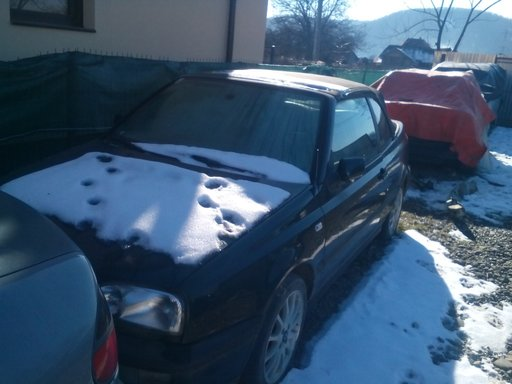 Dezmembrez Vw Golf 3 Cabrio, 1.9 TDI, 1998