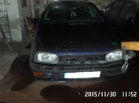 DEZMEMBREZ VW.GOLF 3 ,MODEL 1.4 KAT 1994