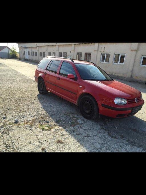 DEZMEMBREZ VW GOLF 4 1.9 TDI IN 23 AUGUST, MANGALIA