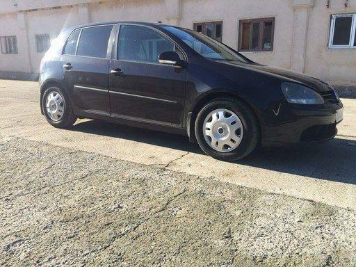 DEZMEMBREZ VW GOLF 5 1.9 TDI 105 CP IN 23 AUGUST, MANGALIA