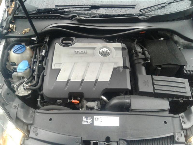 Dezmembrez VW Golf 6 2009 Berlina 2.0 TDI