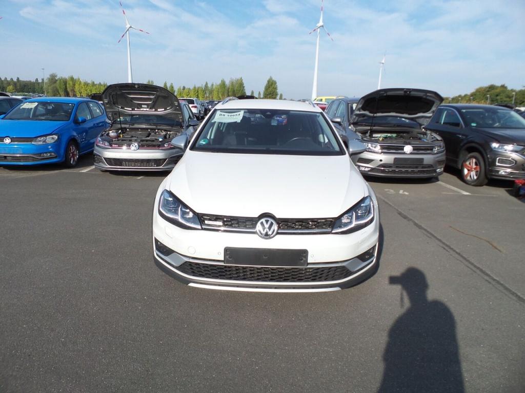 Dezmembrez VW Golf 7 2016 variant / Alltrack facelift 2.0 tdi DGC