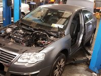 Dezmembrez VW Passat B6 Cod motor BXE 1.9 tdi HIGHLINE 105CP Euro 4 2006 - 2012